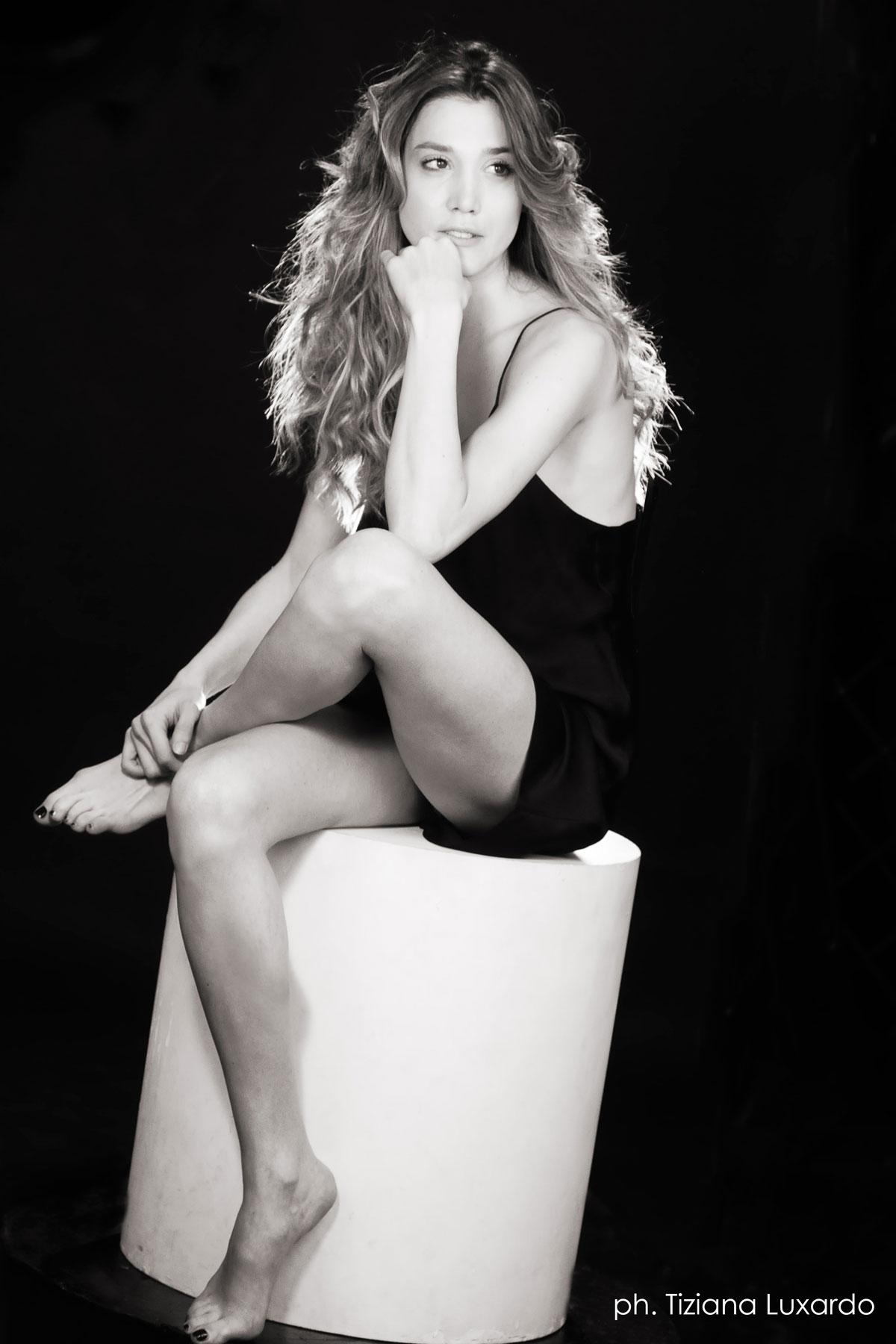 Giulia Rebecca Urso - attrice