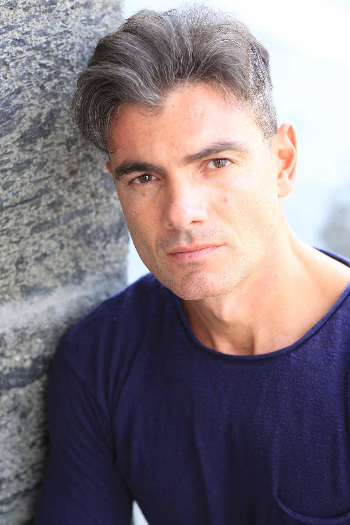 Alessandro Terribile attore italiano