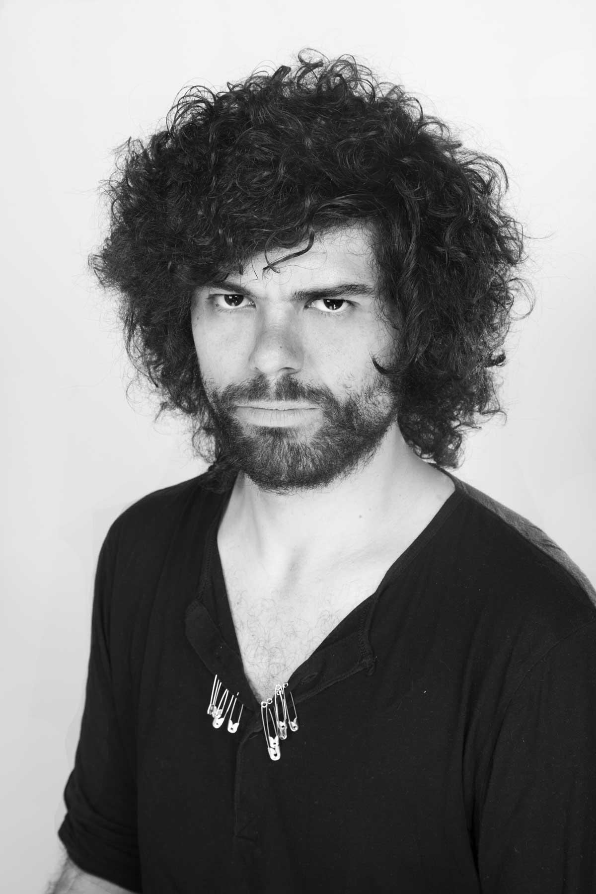 Alessio Vitale attore italiano
