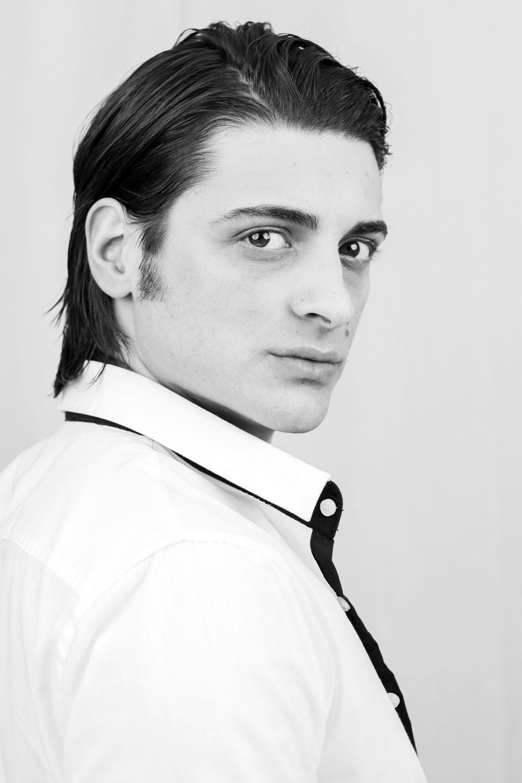 Marco Catanzaro attore