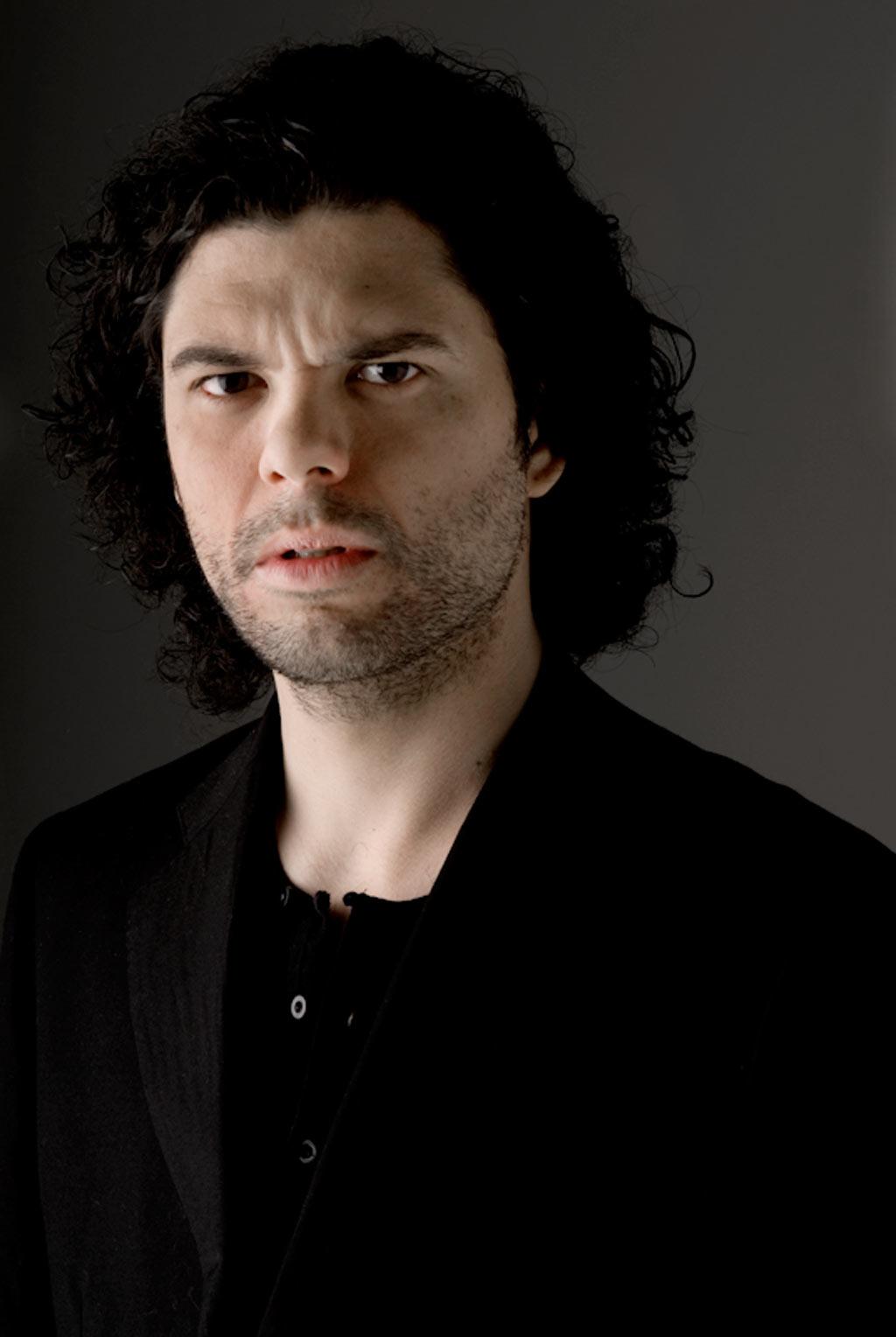 Alessio Vitale attore